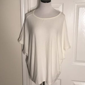 NWT Michael Stars Verna Dolman Sleeve Knit Top